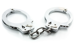 Handcuffs - Domestic Violence Defense in NJ