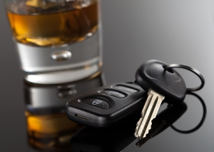 Whiskey and car keys -Morristown DWI Lawyer